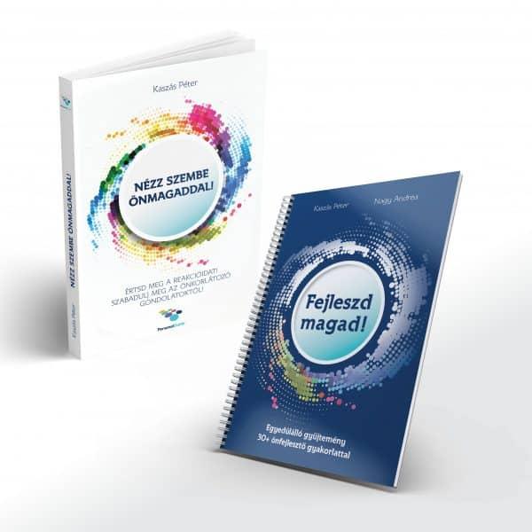 önfejlesztő könyv és munkafüzet