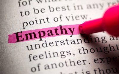 Az empátia nem sajnálatot jelent