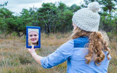 Énkép – ki van a tükörben?